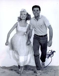 Sandra Dee & James Darren in Gidget {1959}