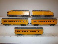 SUPERB ORIGINAL 1950 LIONEL TRAINS 1464W 50TH ANNIVERSARY SET W/TERRIFIC BOXES  | Toys & Hobbies, Model Railroads & Trains, O Scale | eBay!