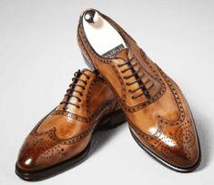 Bontoni Oxford Brogue lace up shoes wear fashion# men fashion shoes shoes Brown Brogues, Oxford Brogues, Oxford Shoes, Lace Up Shoes, Me Too Shoes, Men's Shoes, Shoe Boots, Shoes Men, Leather Men