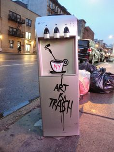 Art is Tra$h