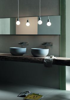 Shui by Cielo - Verdeeld door Van Marcke #lavabo #design