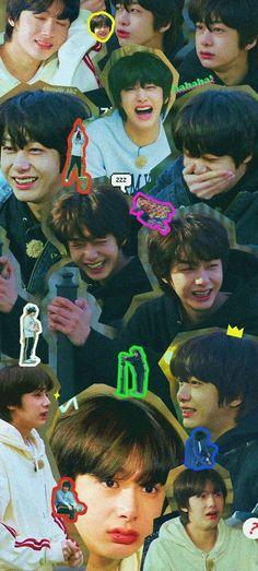 Jooheon, Monsta X Hyungwon, Black Phone Wallpaper, Wallpaper S, 80s Posters, Monsta X Funny, Korean Boys Ulzzang, Brown Aesthetic, Galaxy Art