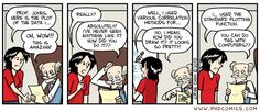 PHD Comics: Amazing. It's kinda like this sometimes with my supervisors.