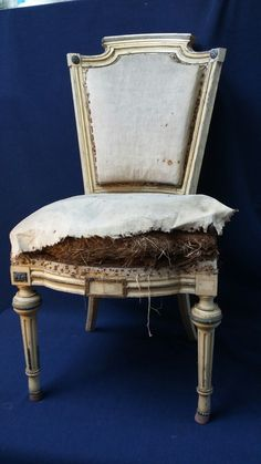 Restauration Louis XVI chairs