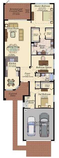 New homes at islandwalk at the west villages venice fl for Floor plans villages florida