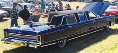 1970's Lincoln Limousine. www.midnightrunlimo.com #personalchauffeur #privatedriver #orangecountylimo