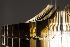 Slamp Gold lamp