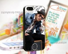 Bruno Mars Signature - Print On Hard Case For iPhone 4/4S Case