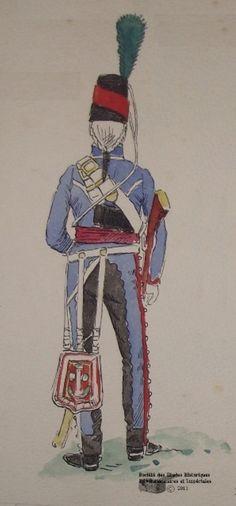 1er régiment de hussards Révolution