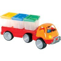 Gowi Container Transporter www.mamadoo.com.au $47.90 #mamadoo #kidstoys