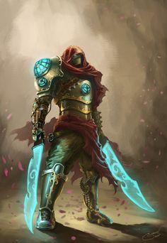Steampunk Warrior by UnleashedEmotions on DeviantArt