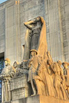 Louisiana State Capitol, Baton Rouge, Louisiana