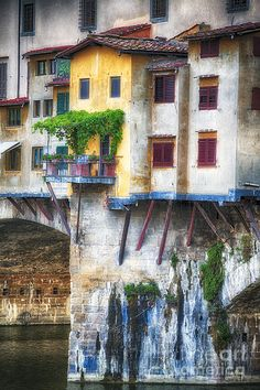 Ponte Vecchio, Florence , province of Florence, Tuscany