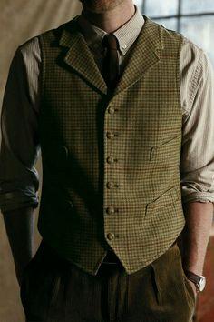 Man should still dress this way.