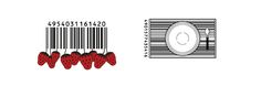 D-barcode japanese creative barcodes 7