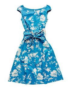a nice frock for a pretty young lady