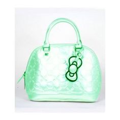 926b1b2be2 Amazon.com  Loungefly Hello Kitty Mint Embossed Tote Bag - New Spring 2012   Everything Else