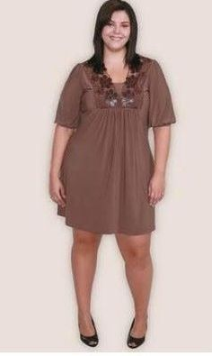 Looks half dressed to me Plus Size Fasion, Plus Size Chic, Look Plus Size, Plus Size Outfits, Vestidos Gg, Modelos Plus Size, Mode Plus, Plus Size Kleidung, Curvy Girl Fashion