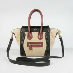 celine luggage bag square 801017 yellow outlet