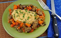 White Wine Tarragon Chicken.. going to try this in my new Crockpot...