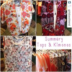 Some of my one-of-a-kind vests kimono inspired cardigans and comfy tanks are in @girlsbesttrend now! Head to Lakewood and shop this #cuteshop or if you see something you like call 216-408-4891 and claim it!   #Repost @girlsbesttrend with @repostapp. #sewist #clevelandmaker #fashion #summerstyles  Tops and kimonos for summertime by Michelle Romary Apparel. Team them up with a cool pendant and you are ready to go!  #michelleromaryapparel #summertime #summerfashion #lakewood #girlsbesttrend…