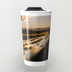 Buy I am following  Travel Mug by xiari_photo. Worldwide shipping available at Society6.com. Just one of millions of high quality products available.