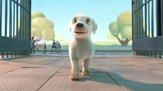 Animation by Southeastern Guide Dogs - Music created by Marshmello and Bastille Film Gif, Film D'animation, Short Film Video, Video Film, Happy Music Video, Music Videos, Eis Me Aqui, Best Short Films, Movie Talk