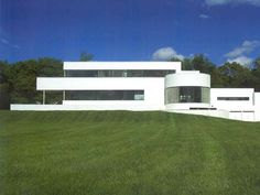 Richard Mandel House - Bedford Hills NY - Edward Durell Stone and Donald Deskey