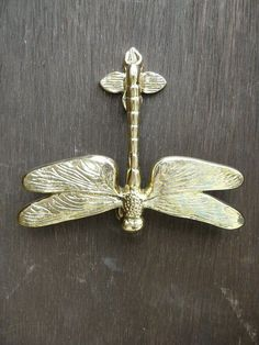 dragonfly door knocker... Krystle you need this!!!