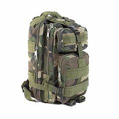 LI&HI Camouflage Rucksack Rucksack Outdoor Klettern Reite…