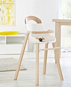 La chaise haute Phoenix Lawalu