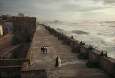 One of my favorite Images . capture a rare and beautiful moment . i believe it´s Morocco . Photo by Bruno Barbey
