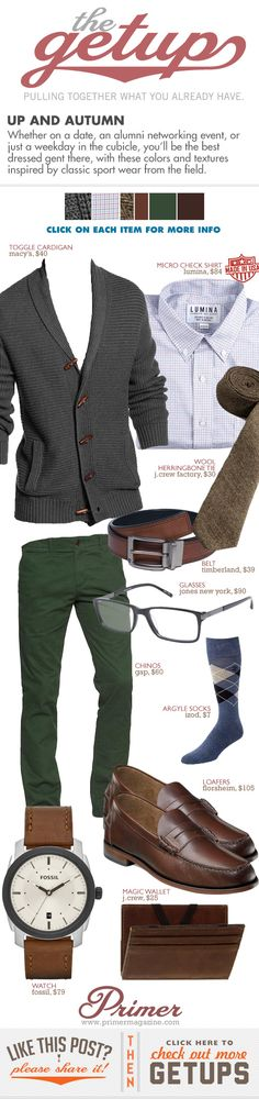 The Getup: Up and Autumn