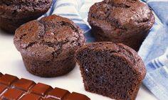 bolo de chocolate de xicrinha