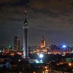 Cairo Tower ..
