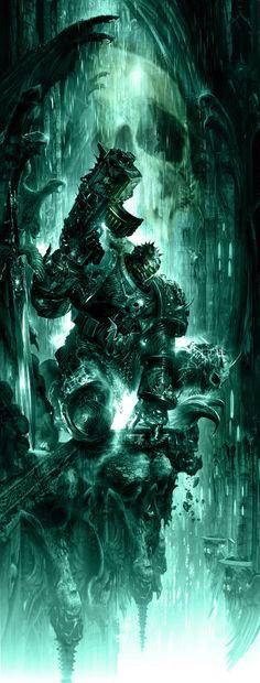 chaos jon_sullivan night_lords space_marines