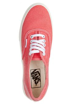 AUTHENTIC SLIM - Trainers - red