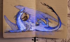 Eragon and Saphira by AndreevaPolina Eragon Saphira, Inheritance Cycle, Christopher Paolini, Dragon Sketch, Dragon Rider, Wings Of Fire, Fanart, Dragon Art, Mythical Creatures