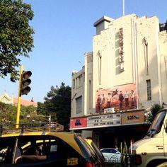 Bollywood-elokuva PK elokuvateatterissa Intian Mumbaissa