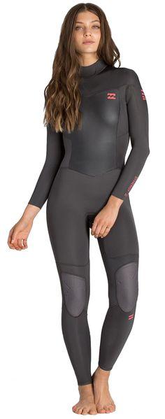 4/3mm Women's Billabong SYNERGY Full Wetsuit