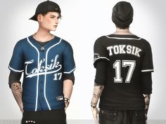 Lana CC Finds - toksik - Strike Jersey