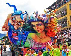 Empezamos este año celebrando con los mejores Carnavales, Festivales y Ferias de Colombia del mes de Enero!