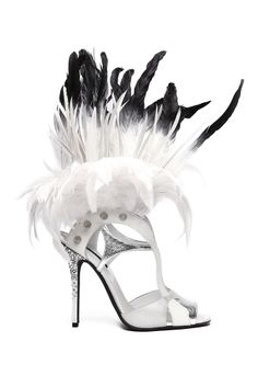fall 2012, Diego Dolcini, shoes, sandals, high heels, white