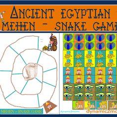 Egyptian Printable Game