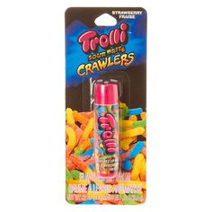 Trolli Sour Brite Flavored Lip Balm