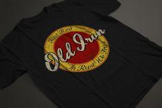 Old Iron Graphic Sweatshirt, T Shirt, Retro Fashion, Retro Vintage, Fashion Beauty, Iron, Tattoo, Sweatshirts, Sweaters