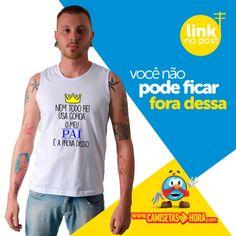 Camiseta+-+Coroa+Pai+:+Camiseta+-+Coroa+Pai+#lançamento http://www.camisetasdahora.com/p-24-25…/Camiseta---Coroa-Pai+|+camisetasdahora