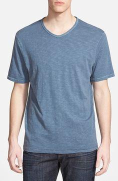 Men's True Grit Short Sleeve V-Neck T-Shirt