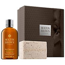 Buy Molton Brown Men's Black Peppercorn Gift Set Online at johnlewis.com