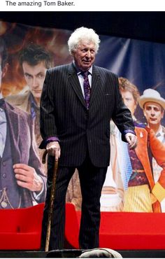 The Amazing Tom Baker